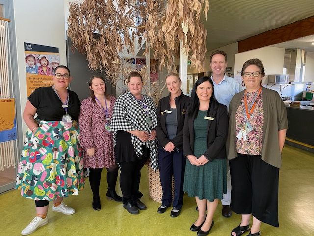 Gowrie Victoria Staff